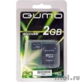 Micro SecureDigital 2Gb QUMO QM2GMICSD  [Гарантия: 3 года]