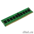 Kingston DDR4 DIMM 4GB KVR21E15S8/4 PC4-17000, 2133MHz, ECC, CL15  [Гарантия: 3 года]