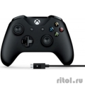 Microsoft GAMEPAD Xbox Controller + Cable for Windows [4N6-00002]  [Гарантия: 1 год]
