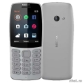 NOKIA 210 DS Gray [16OTRD01A03]  [Гарантия: 1 год]