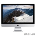 "Apple iMac (MRQY2RU/A) Silver 27"" Retina 5K {(5120x2880) i5 3.0GHz (TB 4.1GHz) 6-core 8th-gen/8GB/1TB Fusion/Radeon Pro 570X with 4GB} (2019)  [Гарантия: 1 год]"