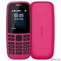 NOKIA 105 SS Pink [16KIGP01A13]  [Гарантия: 1 год]