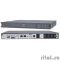 APC Smart-UPS SC 450AV SC450RMI1U {Line-Interactive, 1U Rack/Tower, IEC}  [Гарантия: 2 года]